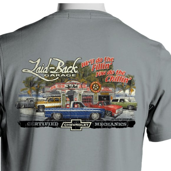 Comfort Colors Other - Comfort Colors Square Body Chevy Preshrunk T-Shirt